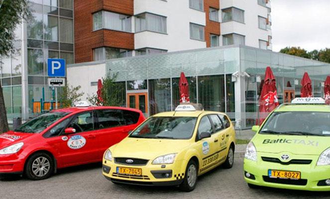 Таксомоторные компании