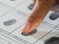 Дактилоскопическая регистрация