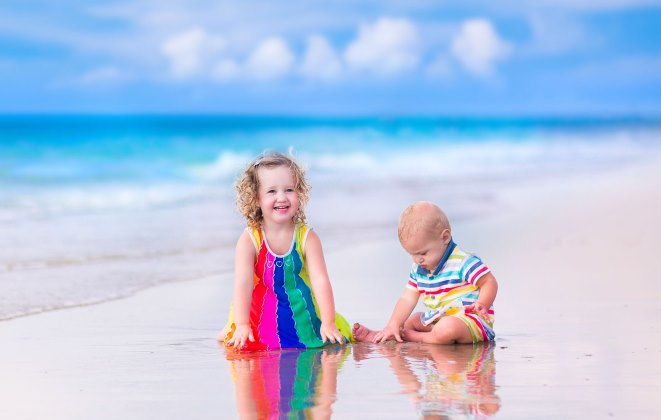 отдых в Сиде с ребенком
