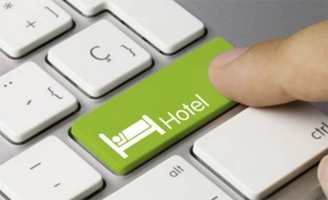 Бронь отеля