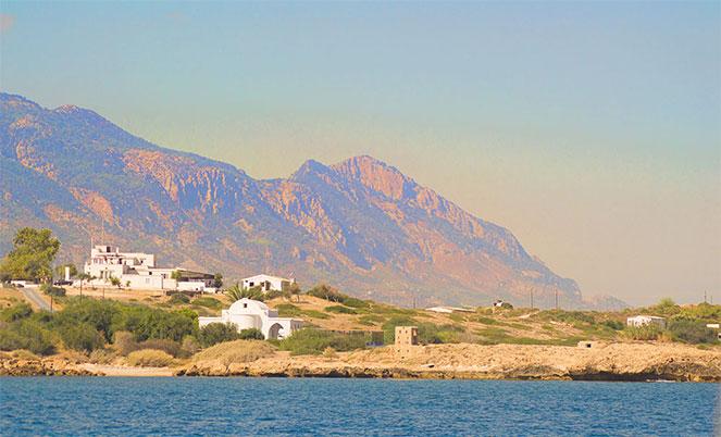 Поездка на Северный Кипр