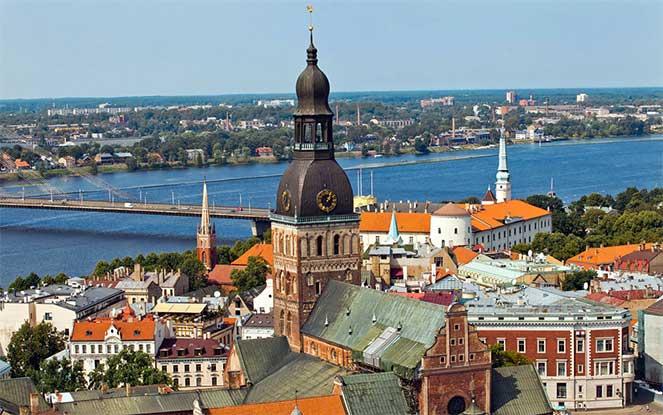 Латвийская Республика