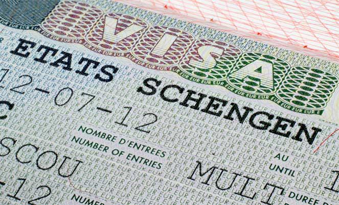 Шенгенская виза для крымчан