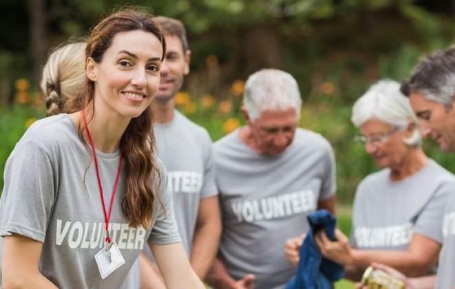 Волонтерская работа в Германии