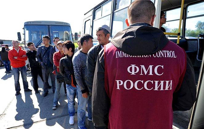 Миграционный контроль России