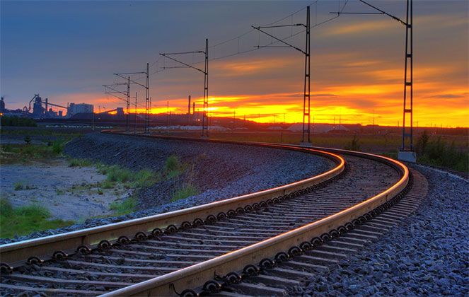 В Калининград на поезде