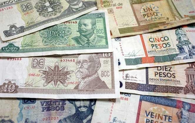 Валюта на Кубе