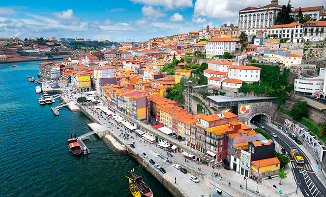 В Португалии