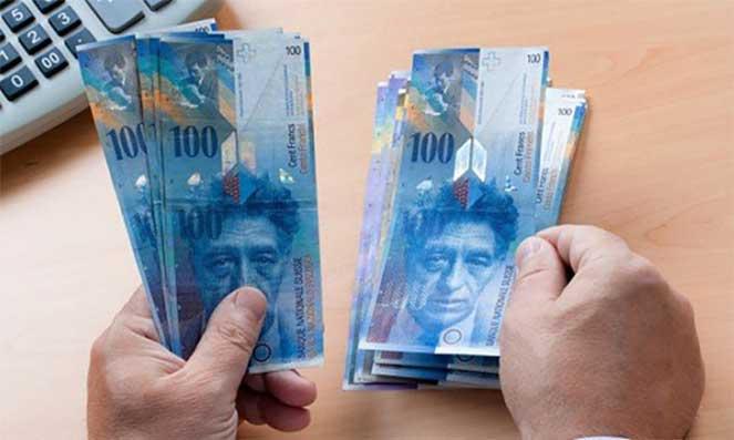 Валюта в Швейцарии