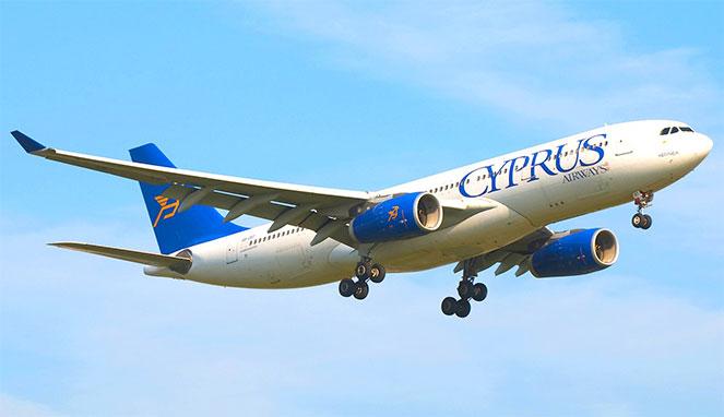 Перелет на Кипр