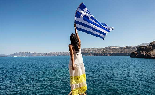 Нюансы путешествия в Грецию с ребенком