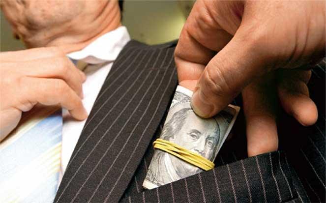 Коррупция в Латвии