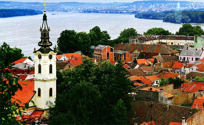 Переезд в в Сербию
