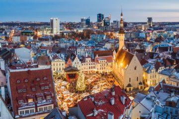 город в Эстонии