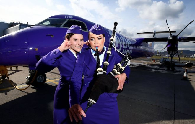 авиакомпания Flybe