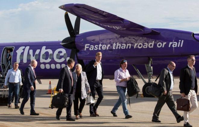 Авиаперевозчик Flybe