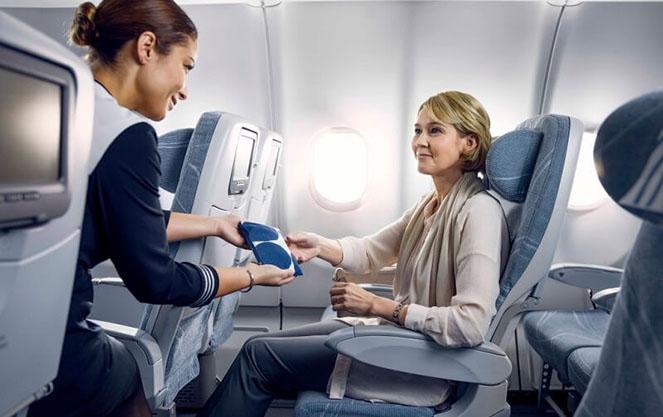Услуги авиакомпании