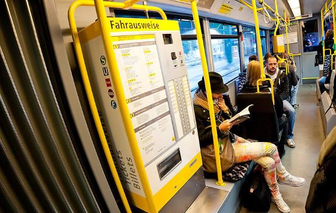 Общественный транспорт Берлина