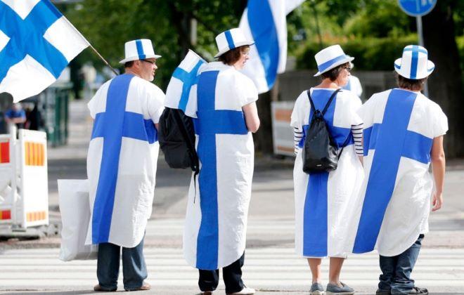 Жизнь в Финляндии