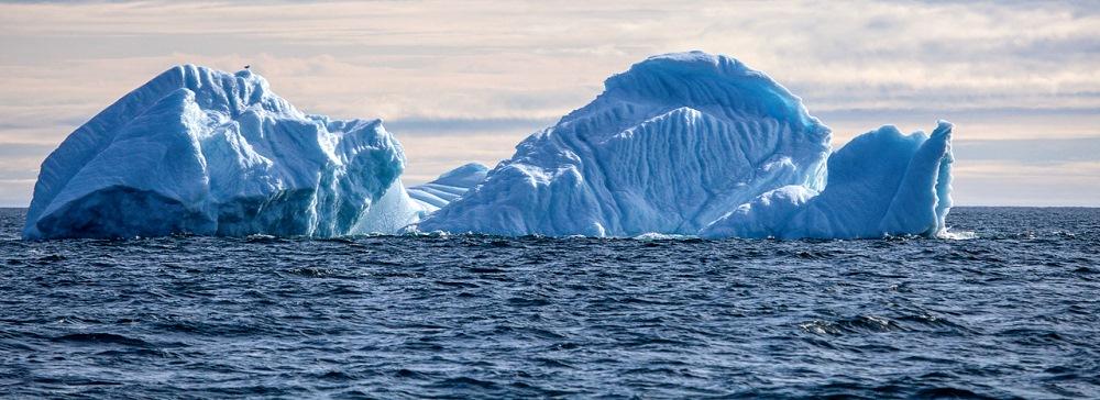 Ледовые условия в Гренландии