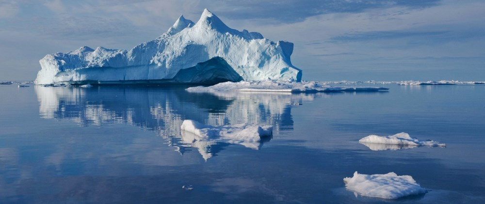 Новое открытие Гренландии
